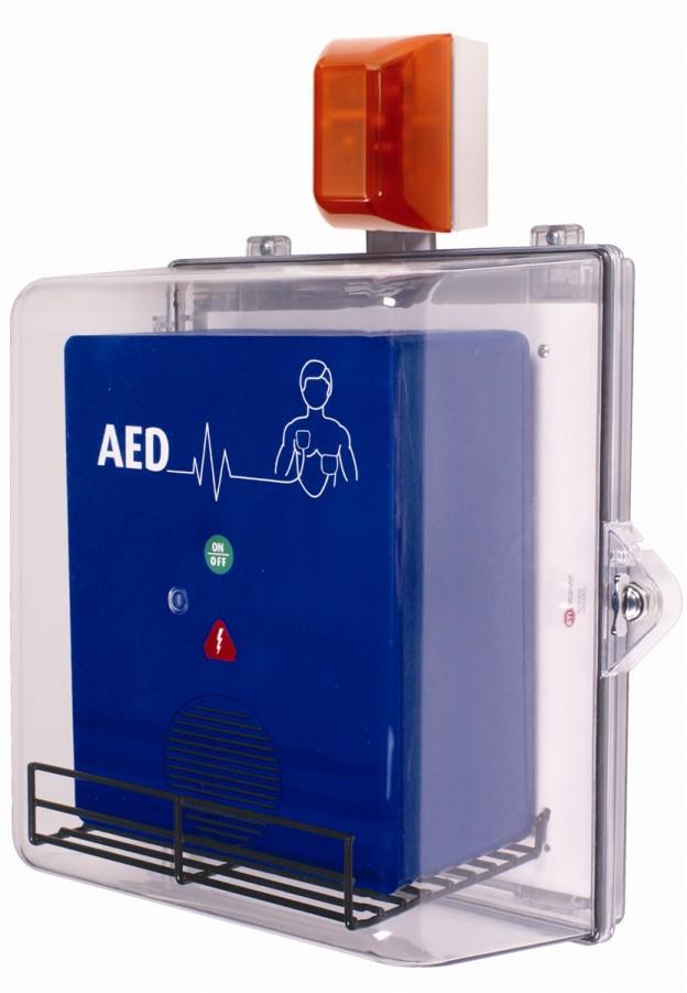 defibrillator protection