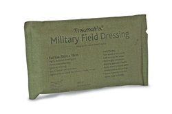 military dressing