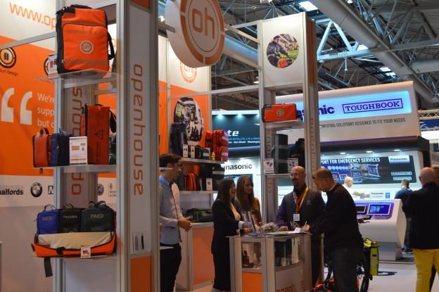 Openhouse ESS Trade-show Stand