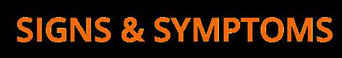 SINGS AND SYMPTOMS OF CARDIAC ARREST