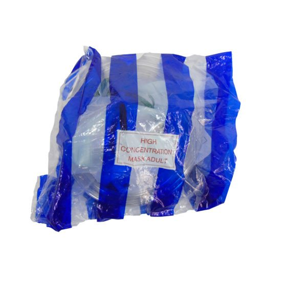 30-00260 Adult Non Re-breathing mask