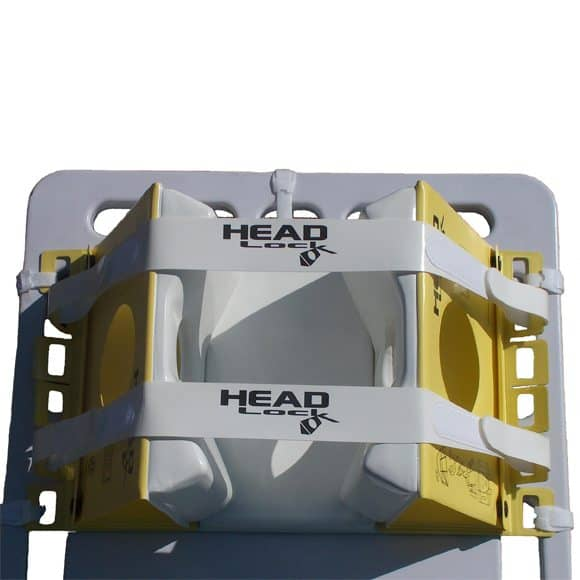 Headlock immobilization system