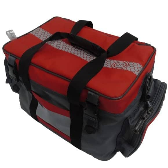 The micrAgard OH Grab Bag is an excellent, durable grab bag for emergency services