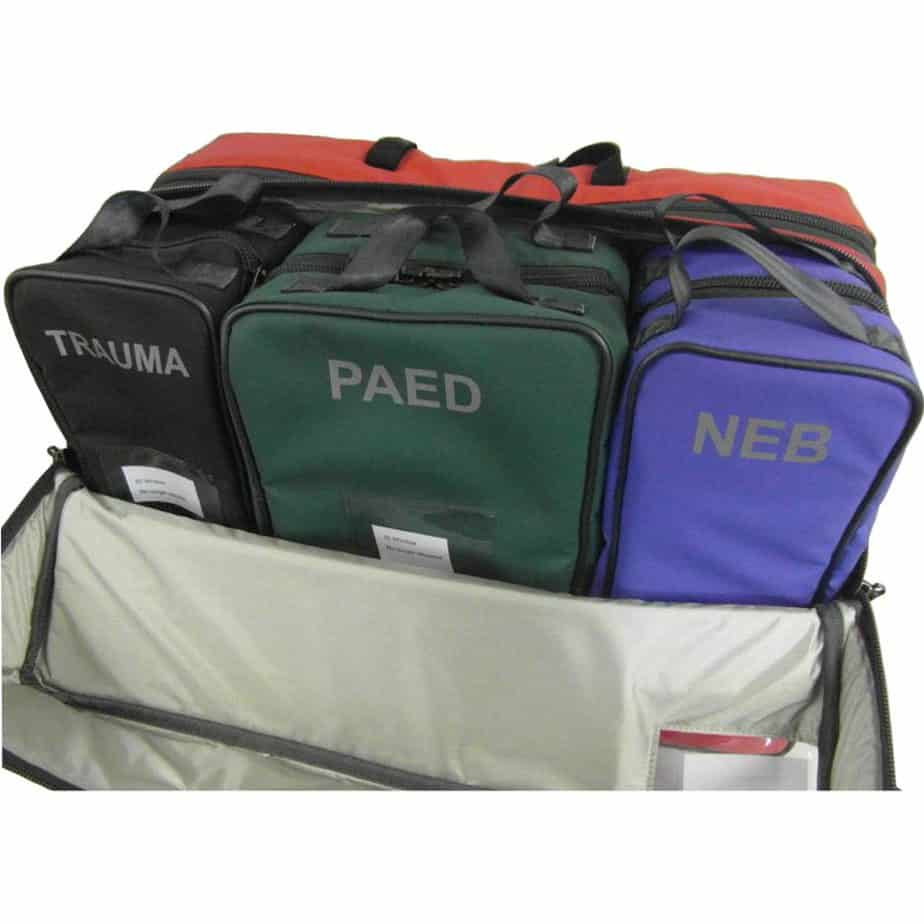 Resuscitation And Therapy Bag