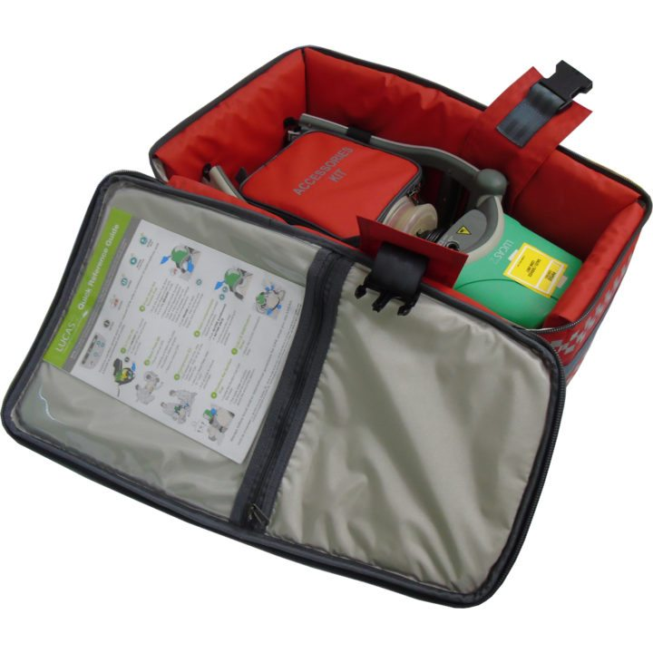 Lucas 2 Search and Rescue Backpack.