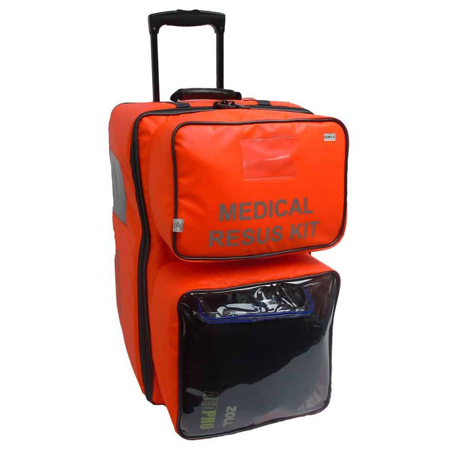 Emergency Resus Tolley Bag 1