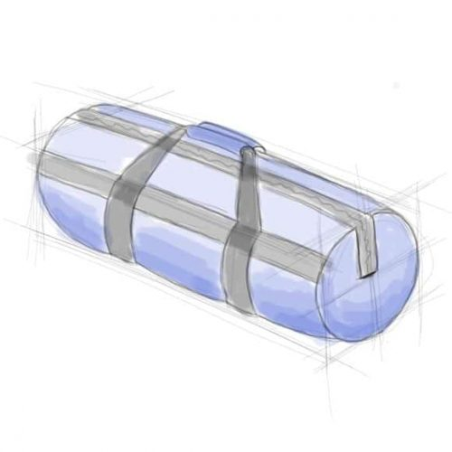 Cylinder Bags