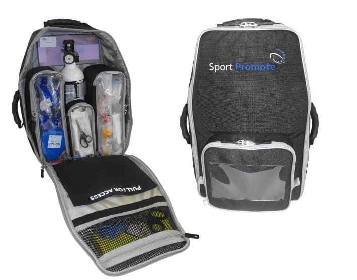 Sport Promote Resuscitation Kit backpack