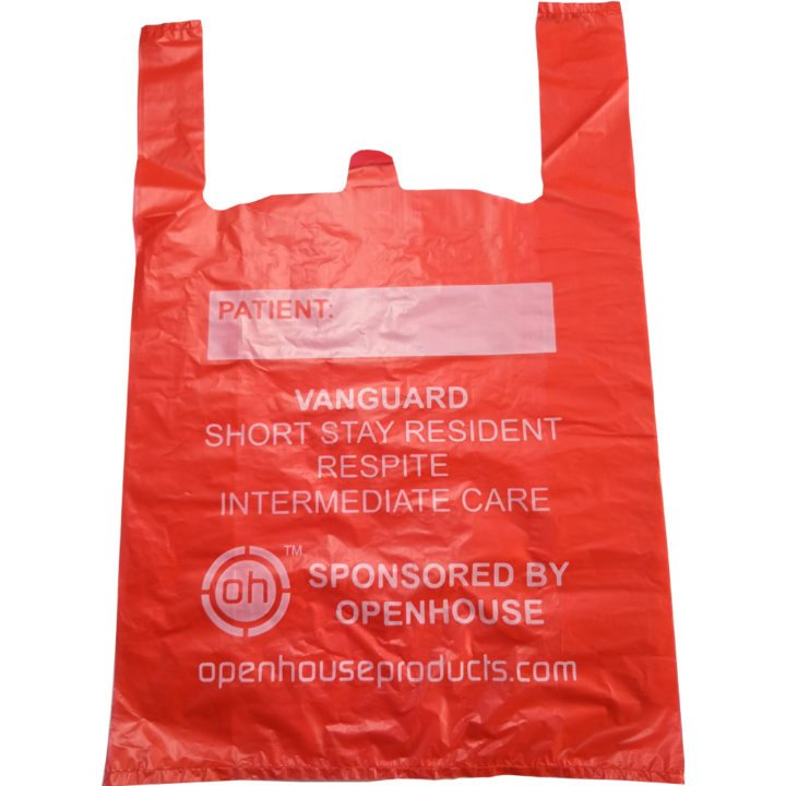 Vanguard Plastic Bag