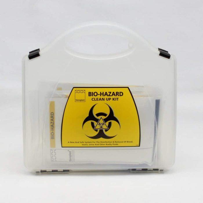 Biohazard Body Fluid Clean Up Kit