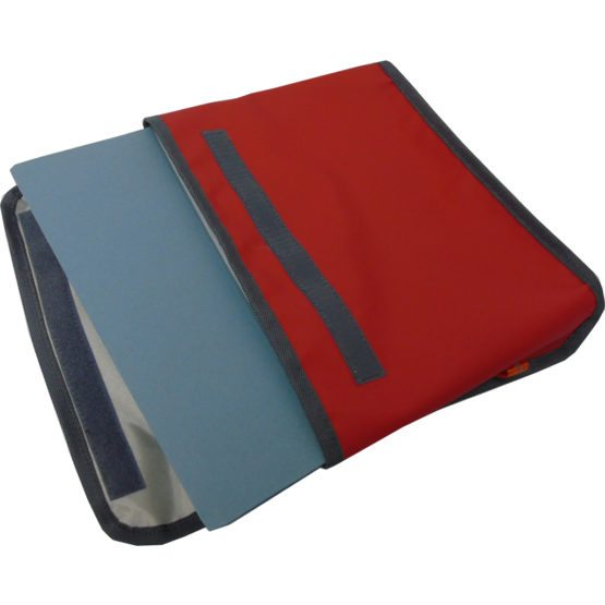 Compact Patient Transfer Red Bag