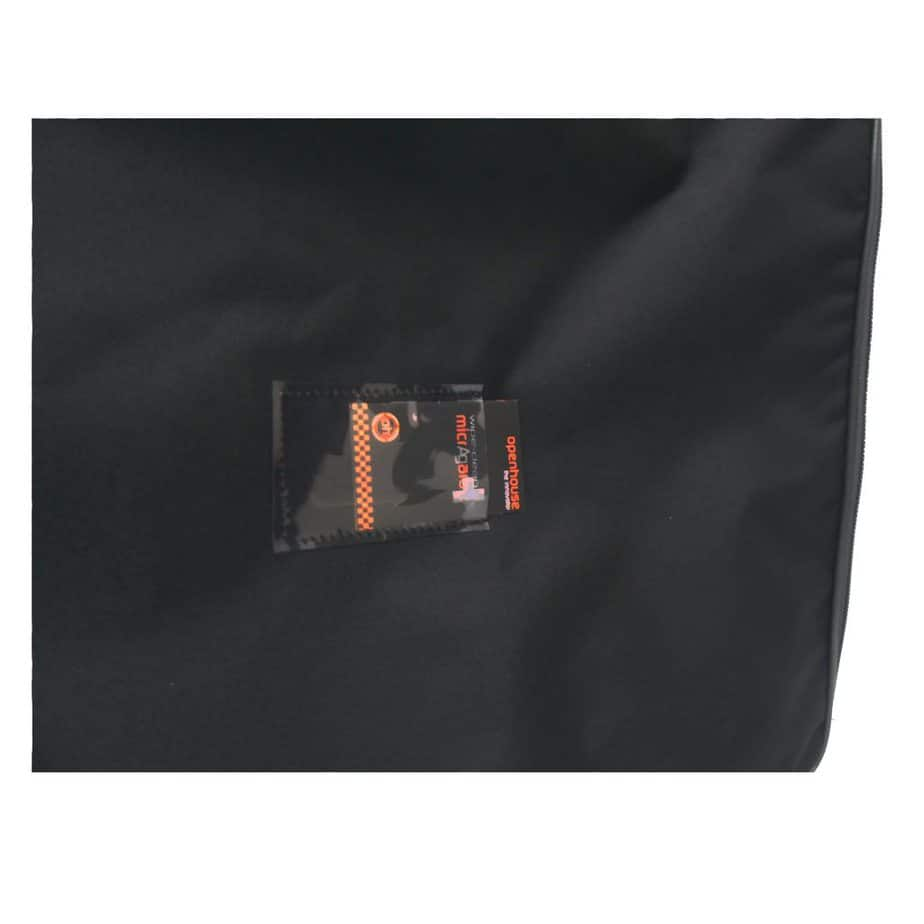PPE Bag ID Window