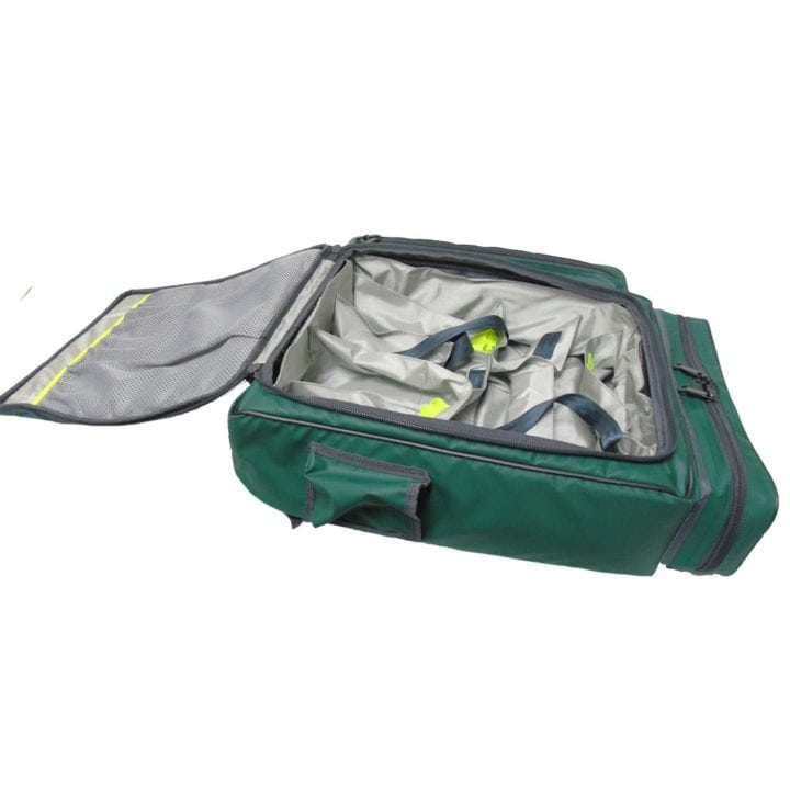 Response Bag Open With Divider