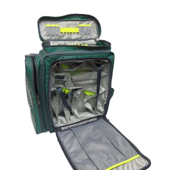 Response Bag Top and Front Open