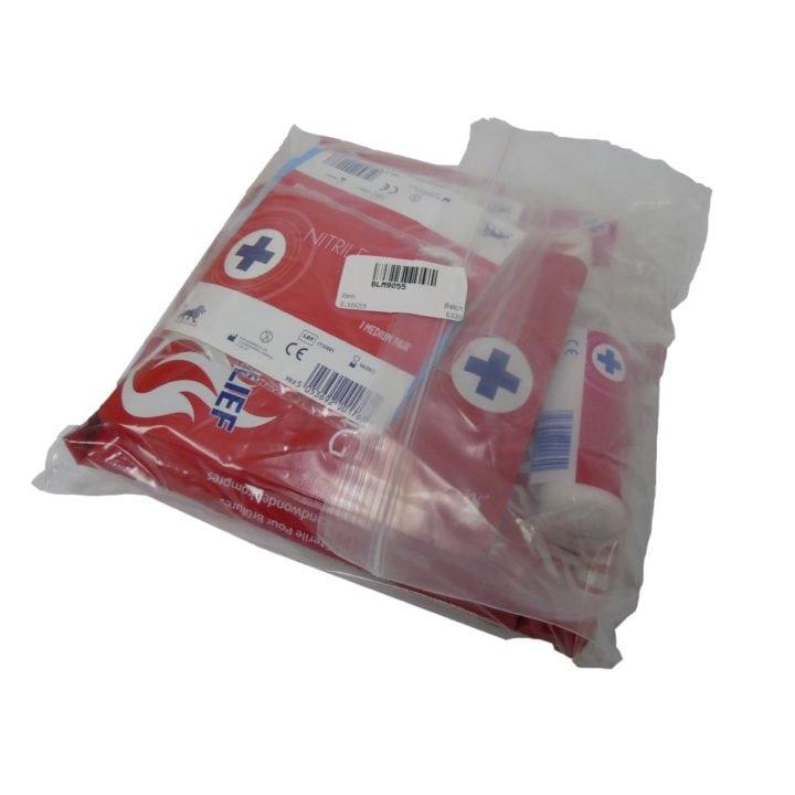 Burn First Aid Kit 1