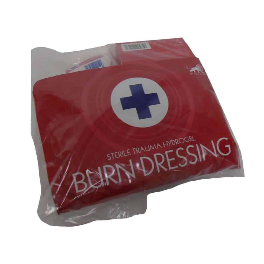 Burn First Aid Kit 2