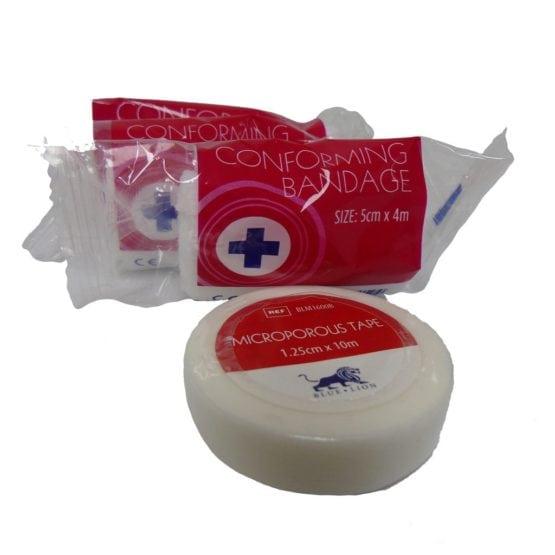 Burn First Aid Kit 5
