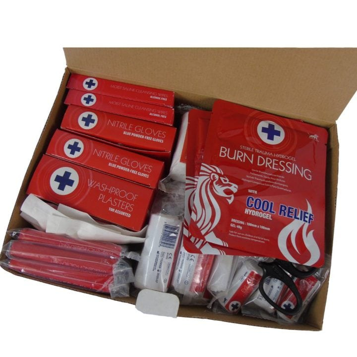 Large First Aid Refill 2