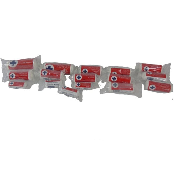 Large First Aid Refill 4