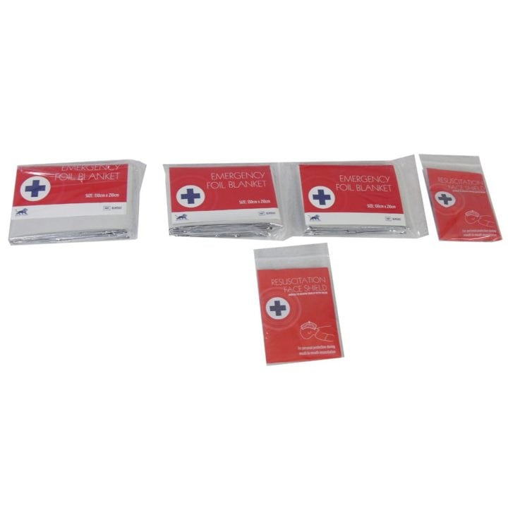 Large First Aid Refill 5