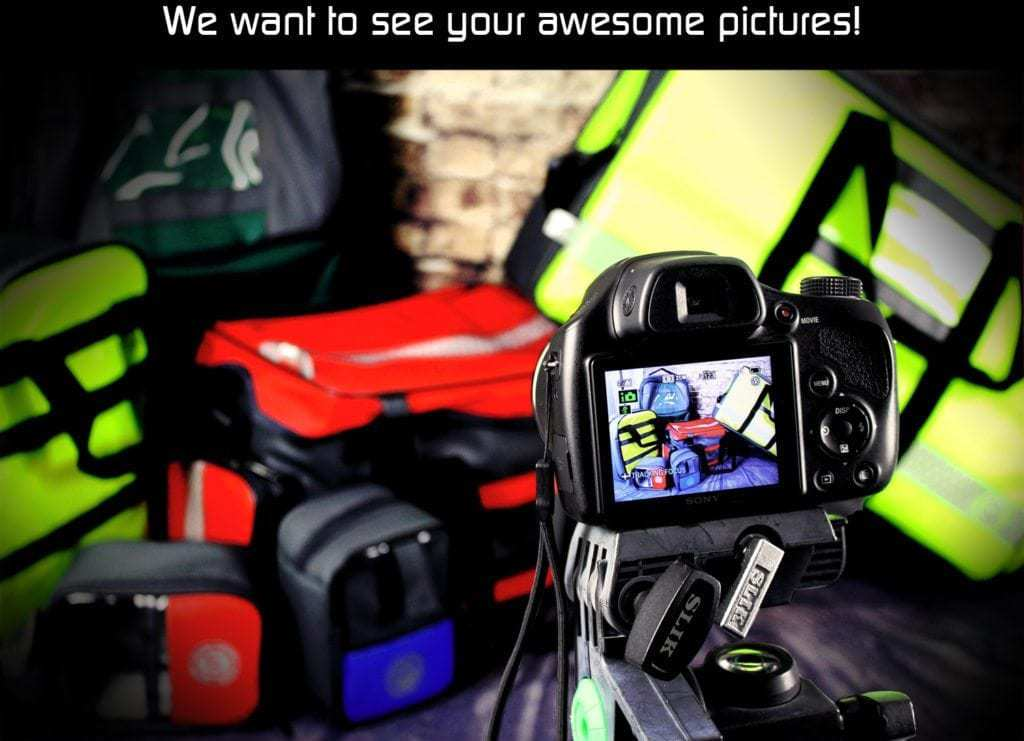 We want to see your pictures!