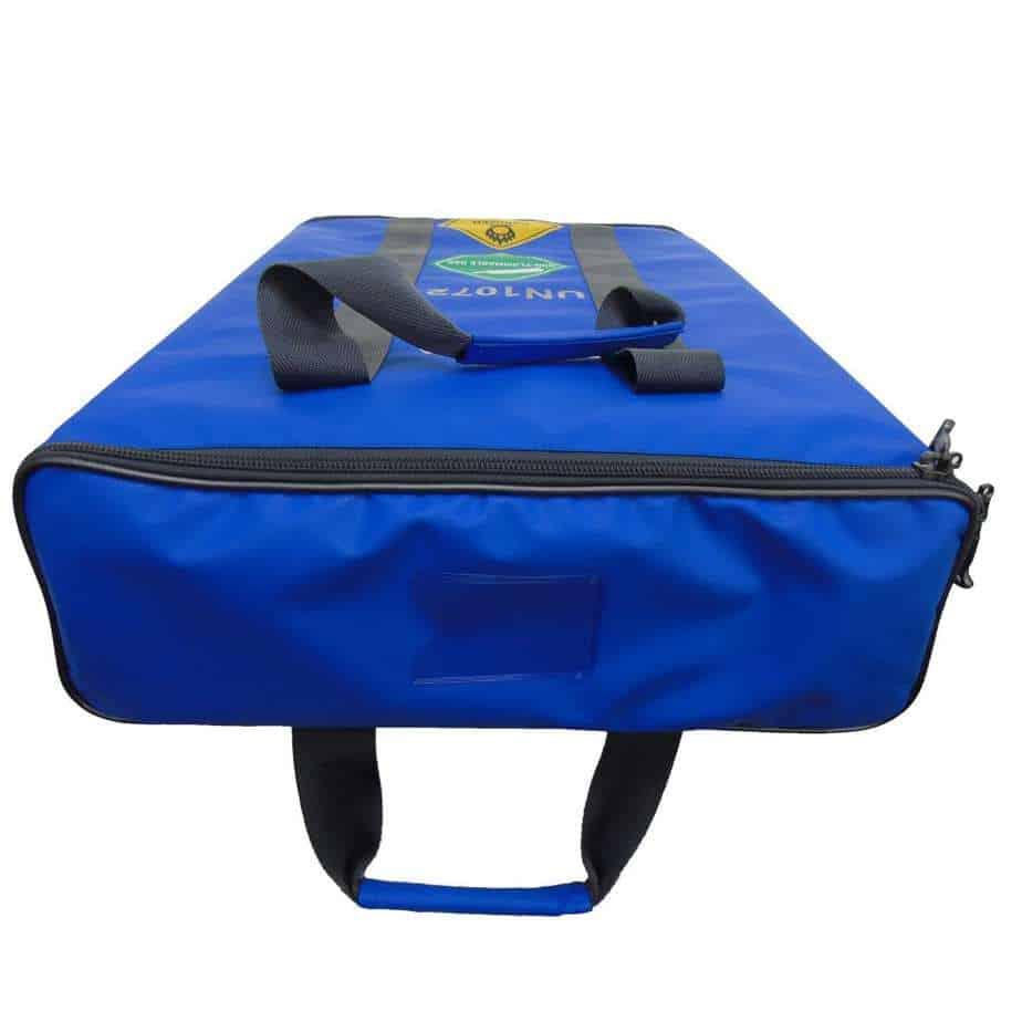 MAA 3 Cylinder Bag Blue 5