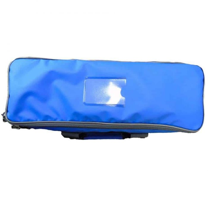 MAA 3 Cylinder Bag Blue 6