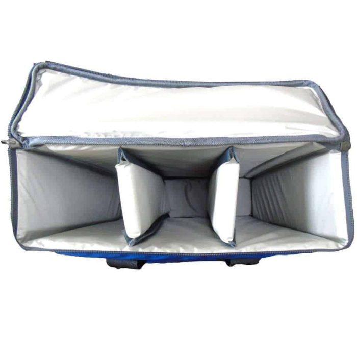MAA 3 Cylinder Bag Blue 7