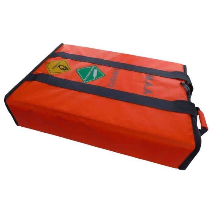 MAA 3 Cylinder Bag Orange 5