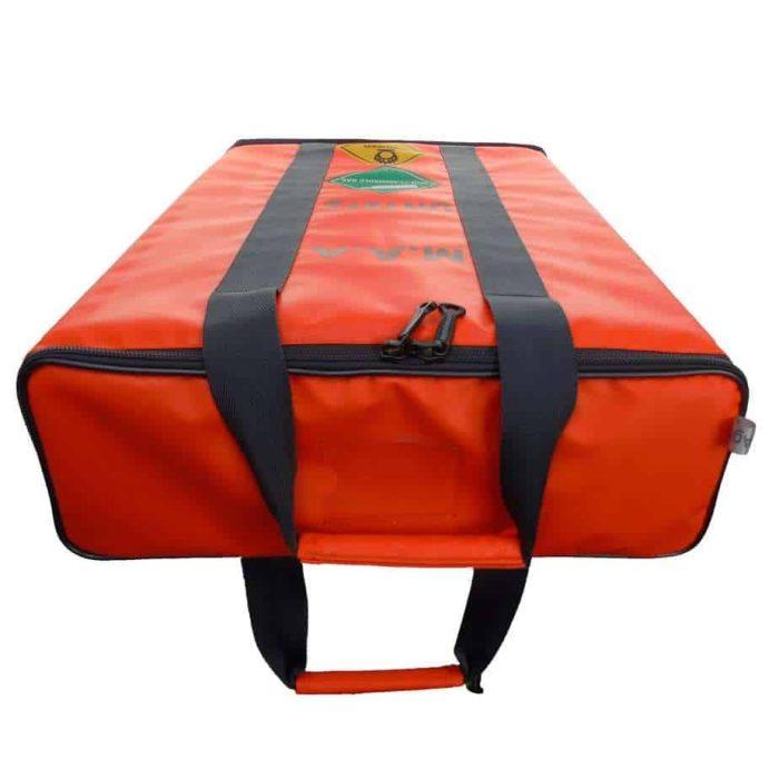 MAA 3 Cylinder Bag Orange 6