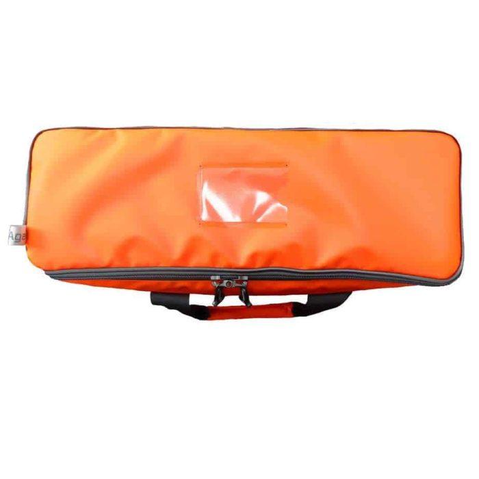 MAA 3 Cylinder Bag Orange 7