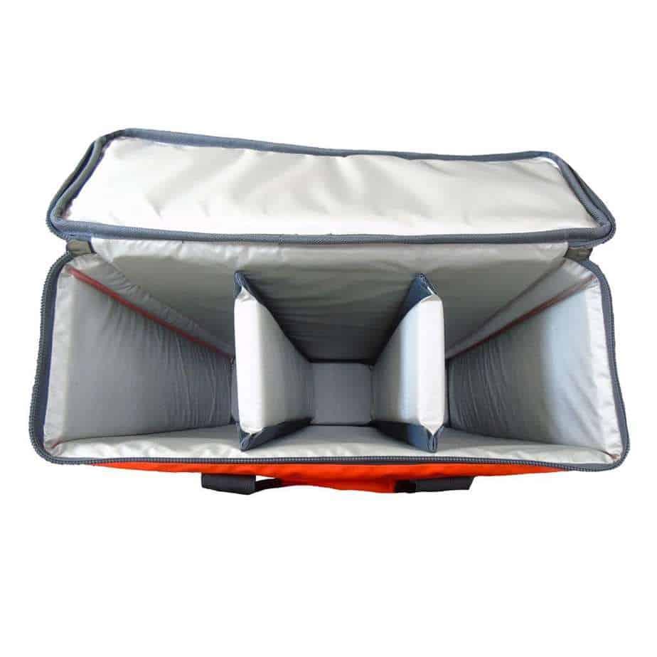 MAA 3 Cylinder Bag Orange 8