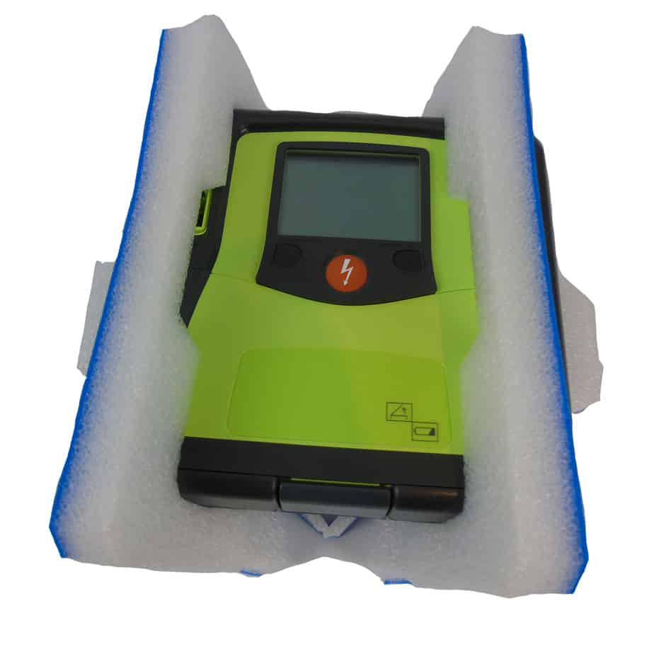 Zoll AED Pro® Defibrillator - Semi-Automatic With Manual Override