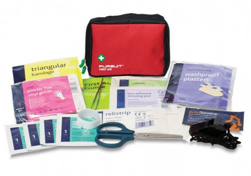 Extreme first aid kit