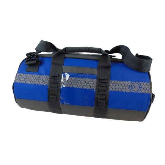 micrAgard™ Wipe Clean OH medical Barrel Bag – Blue (NEW EDITION!)