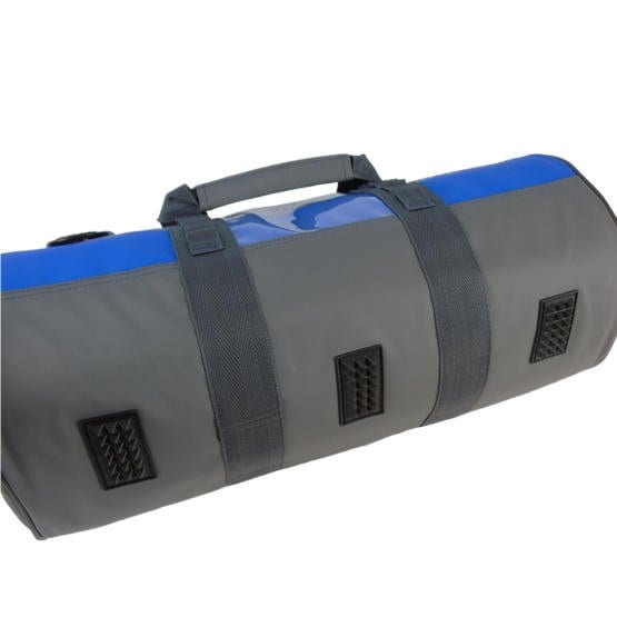 micrAgard™ Wipe Clean OH Barrel Bag – Blue (NEW EDITION!)