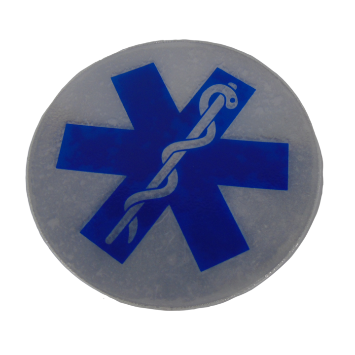 Reflective Badge-Inserts-Now-In-Stock!