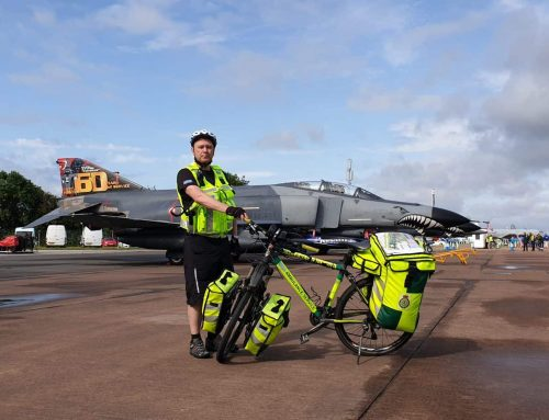 Openhouse Panniers At RIAT 2019!