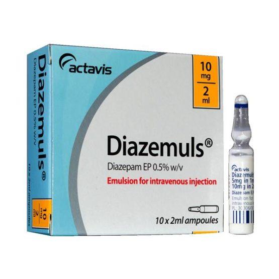 Diazemuls-10mg-2mls