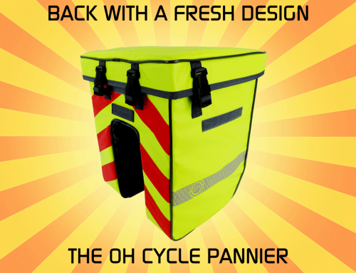 Now Available: The New OH Cycle Pannier!