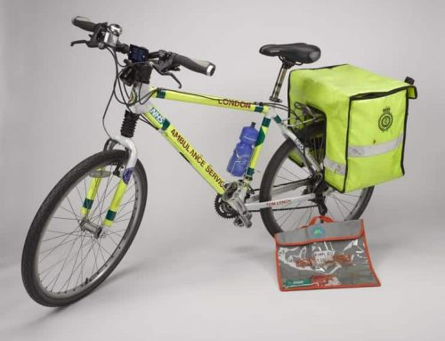 Back In Time: Cycle Panniers